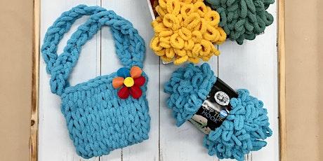 Loopy Yarn Mini-tote Mapunapuna tickets