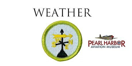 Weather Merit Badge Online tickets