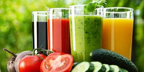 21 Day Detox: Workshop 3 - Live Juices (Virtual) tickets
