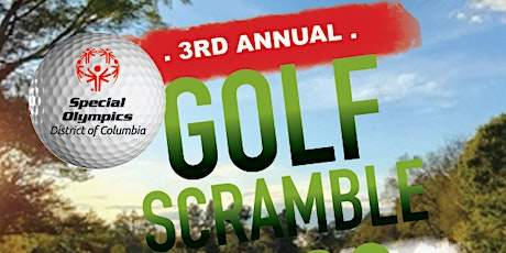 3rd Annual Special Olympics District of Columbia Golf Scramble tickets