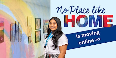 No Place Like Home art exhibition tickets