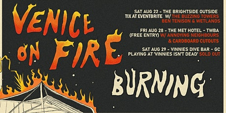 Venice on Fire tickets