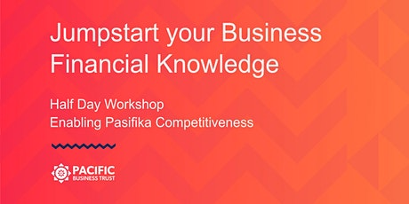 AUCKLAND | Jumpstart your Business Financial Knowledge tickets