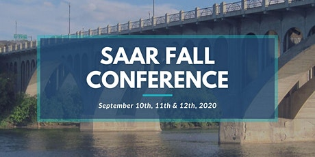 SAAR Fall Conference 2020 tickets