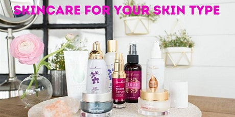 Skincare for YOUR Skin type tickets