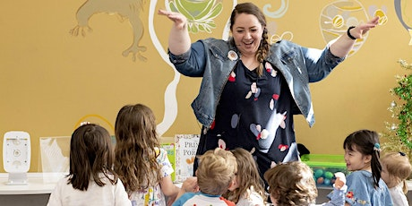 Storytime at Goodwood Library tickets