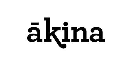 Ākina Foundation Creating impact through business tickets
