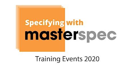 Masterspec  Workshop Tauranga 16/09/2020 tickets
