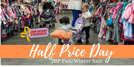 JBF Twin Cities NE Metro Sale General Admission |Early Bird Half Price Sale tickets