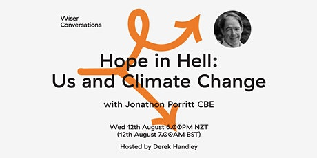 Hope in Hell: Us and Climate Change with Jonathon Porritt tickets