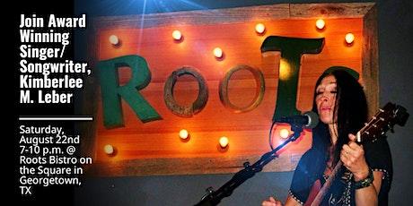 Share the Evening w/ Texas Gospel Blues Artist, Kimberlee - Live tickets