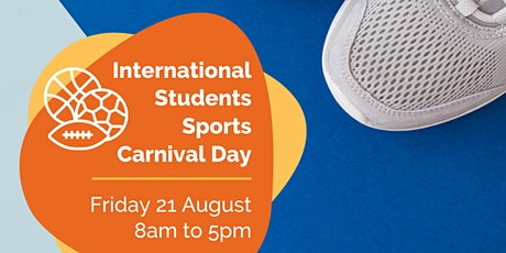 CDU International Students Sports Carnival tickets