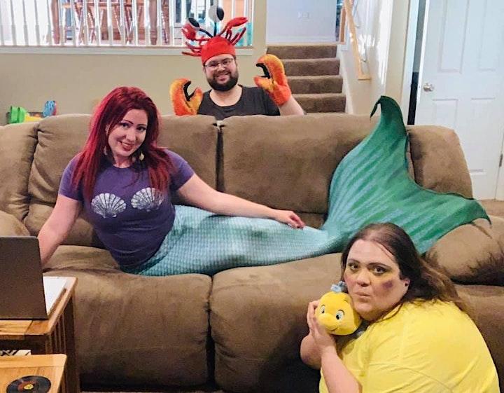 Disney Princess Trivia (Online) - $100s in Prizes & Costume Contests! image