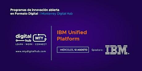 Corporates: IBM Unified Platform Tickets