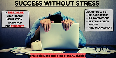 Success without Stress tickets