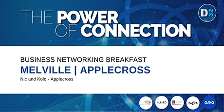 District32 Business Networking Perth– Melville / Applecross - Wed 12th Aug tickets
