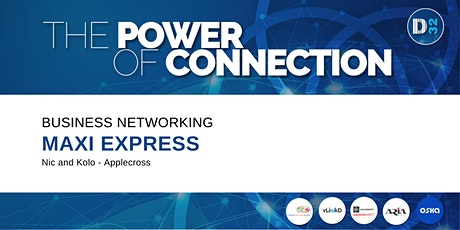 District32 Maxi Express Business Networking Perth - Wed 12th Aug tickets