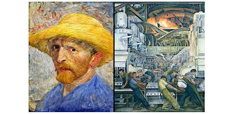 Detroit Institute of Arts - FREE Online/Virtual Museum Tour via Zoom! tickets