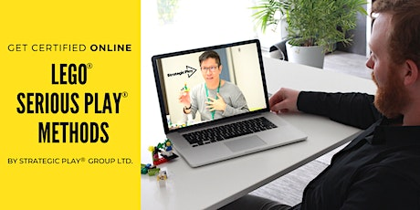 Online  Macau Certification LEGO® SERIOUS PLAY® Methods for Teams & Groups tickets