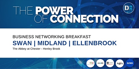 District32 Business Networking Perth – Swan / Midland - Fri 21st Aug tickets