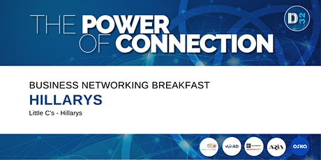 District32 Business Networking Breakfast – Hillarys - Tue 18th Aug tickets