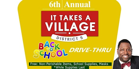 6TH ANNUAL IT TAKES A VILLAGE - EAST POINT tickets