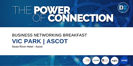 District32 Business Networking Perth – Vic Park - Tue 25th Aug tickets