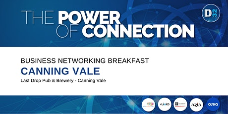 District32 Business Networking Perth – Canning Vale - Thu 03rd  Sept tickets