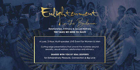 Enlightenment in the Bedroom - Sydney/WORLDWIDE tickets