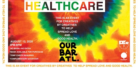 TIE-DYE FOR YOUR HEALTHCARE EVENT tickets