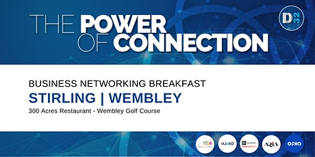 District32 Business Networking Perth – Stirling (Wembley) - Tue 15th Sept tickets