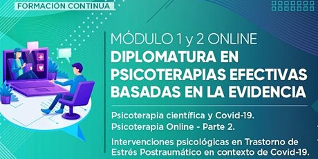 MODULOS 1Y 2 DIPLOMATURA EN PSICOTERAPIAS EFECTIVAS BASADAS EN LA EVIDENCIA entradas