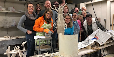 Introduction to paper clay workshop tickets