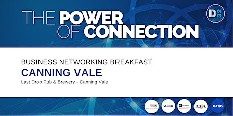 District32 Business Networking Perth – Canning Vale - Thu 17th Sept tickets