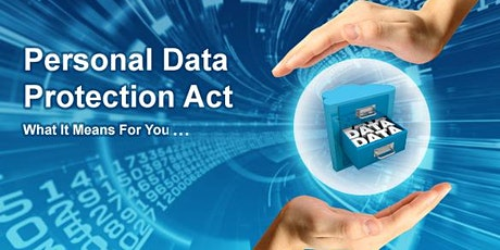 FREE Preview - Fundamentals of the Personal Data Protection Act (PDPA) tickets