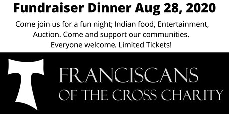 Franciscans of the Cross Charity Dinner tickets