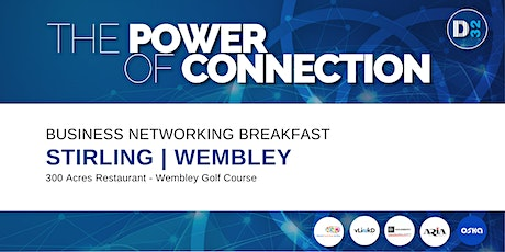District32 Business Networking Perth – Stirling (Wembley) - Tue 29th Sept tickets