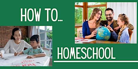 How to... Homeschool tickets