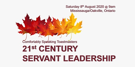 21st CENTURY SERVANT LEADERSHIP tickets