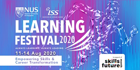 NUS-ISS Learning Festival 2020 tickets