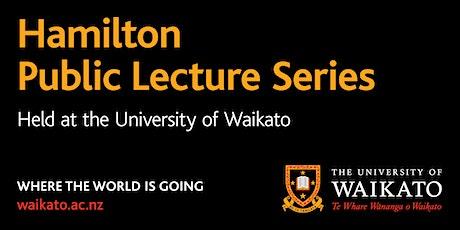 Hamilton Public Lecture Series - Professor Chellie Spiller tickets
