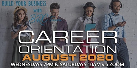 Career Orientation - Wednesdays (BRC Team) tickets