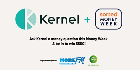 Ask Kernel Money Week 2020 Free Event - Wellington tickets