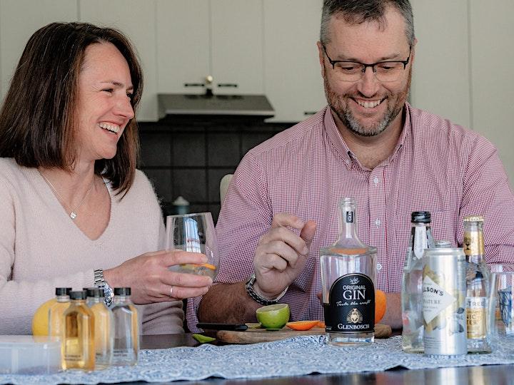 Gin Appreciation by Glenbosch image