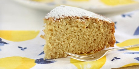 VIRTUAL AFTERNOON TEA COOKING CLASS | VEGAN OLIVE OIL CAKE tickets