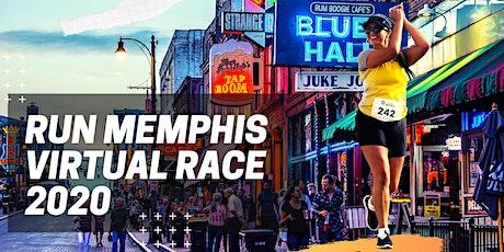 Run Memphis 2020 Virtual Race tickets