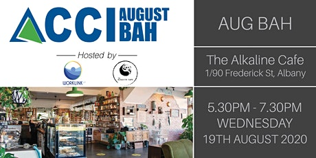 August ACCI Business After Hours tickets