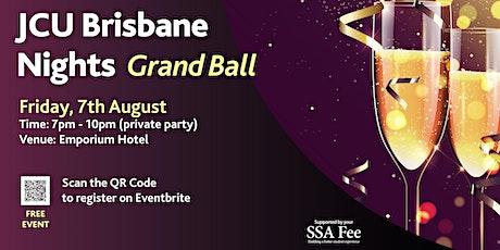 JCU Brisbane Nights - Grand Ball tickets