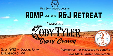 PA Red Dirt Music Lovers Romp at R&J Retreat tickets