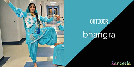Outdoor Bhangra Workshop with Nikita tickets
